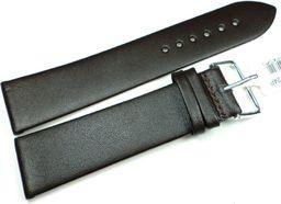 JVD Skórzany pasek do zegarka 24 mm JVD R14802-24P XL