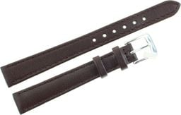 JVD Skórzany pasek do zegarka 12 mm JVD R18202-12
