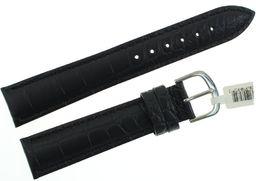 JVD Skórzany pasek do zegarka 18 mm JVD R20301-18