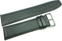 Perfect Skórzany pasek do zegarka 24 mm XXL Perfect P24.001.01