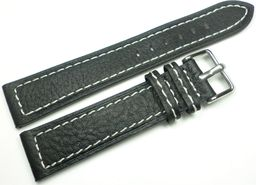 Tekla Skórzany pasek do zegarka 20 mm Tekla T20.003.01