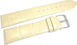 Tekla Skórzany pasek do zegarka 20 mm Tekla T20.006.05