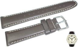 Timex Pasek do zegarka Timex T28201 P28201 20 mm Skóra
