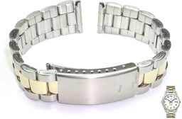 Timex Bransoleta do zegarka Timex T2N170 P2N170 18 mm Stal