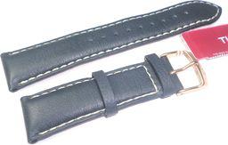 Timex Pasek do zegarka Timex TW2P72700 PW2P72700 22 mm Skóra