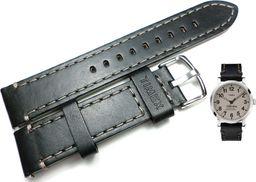 Timex Pasek do zegarka Timex TW2P58800 PW2P58800 20 mm Skóra