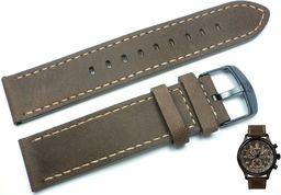 Timex Pasek do zegarka Timex T49905 P49905 20 mm Skóra