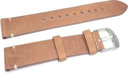 Timex Pasek do zegarka Timex TW4B01800 PW4B01800 20 mm Skóra