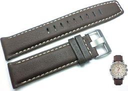 Timex Pasek do zegarka Timex T2P287 P2P287 22 mm Skóra WR