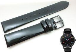 Timex Pasek do zegarka Timex T2N790 P2N790 18 mm Skóra