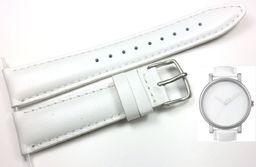 Timex Pasek do zegarka Timex T2N345 P2N345 20 mm Skóra