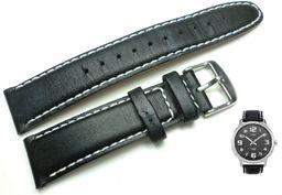 Timex Pasek do zegarka Timex T28071 P28071 20 mm Skóra
