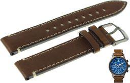 Timex Pasek do zegarka Timex TW4B09000 PW4B09000 20 mm Skóra