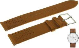 Timex Pasek do zegarka Timex TW2R26700 PW2R26700 20 mm Skóra