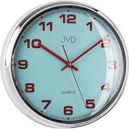 JVD Zegar ścienny JVD HA4.1 fi 31,5 cm Cichy mechanizm