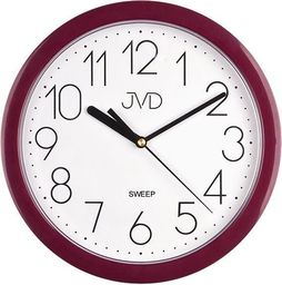 JVD Zegar ścienny JVD HP612.10 Cichy mechanizm