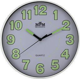 MPM Zegar ścienny MPM E01.3684.00 fi 25 cm Lume