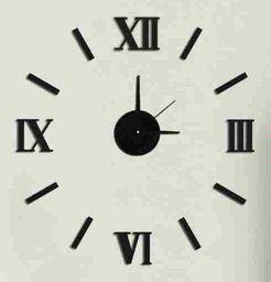 MPM Zegar ścienny MPM E01.3511 naklejany na ścianę, szybę...
