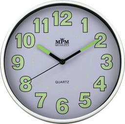MPM Zegar ścienny MPM E01.3683.00 fi 20 cm Lume