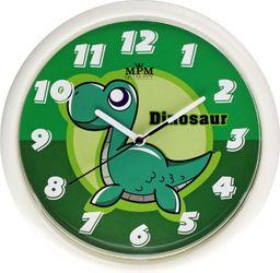 MPM Zegar ścienny MPM E01.3088.0040 fi 25 cm Dziecięcy