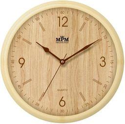 MPM Zegar ścienny MPM E01.2973.51.YB fi 25 cm