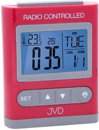 JVD Budzik JVD RB31.2 Termometr, 5 alarmów