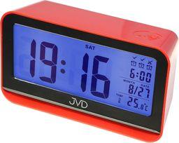 JVD Budzik JVD SB130.1 Termometr, Sensor Light, 3 alarmy