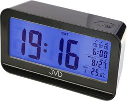 JVD Budzik SB130.2 Termometr, Sensor Light, 3 alarmy