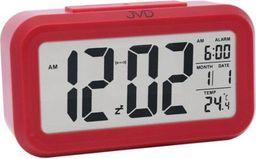 JVD Budzik JVD SB18.2 z termometrem, Sensor Light