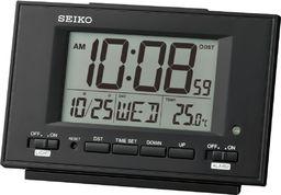 Seiko Budzik SEIKO QHL075K Termometr Sensor Light