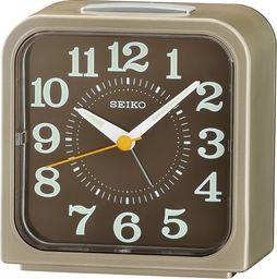 Seiko Budzik SEIKO QHK048S Cichy mechanizm Bell Alarm