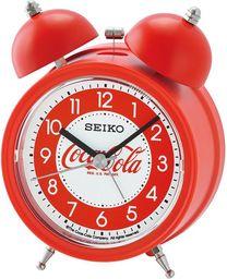 Seiko Budzik SEIKO QHK905R Cichy mechanizm Bell Alarm