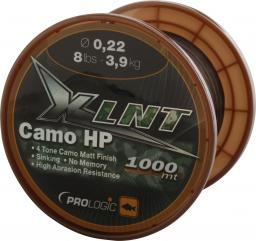 Prologic XLNT HP 1000m 10lbs 4.8kg 0.25mm Camo (44690)