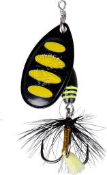 Savage Gear Rotex Spinner #2a 4g Black Bee (50729)