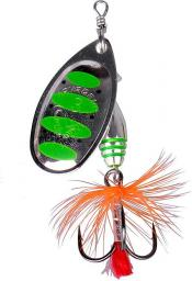 Savage Gear Rotex Spinner #3a 6g Green Highlander (50733)