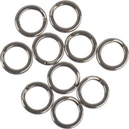 Savage Gear Stainless Splitring Mix Forged 9mm SS 32kg 20szt. (54929)