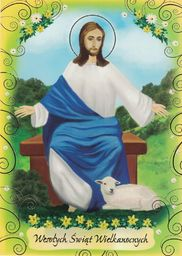Kemis Karnet Wielkanoc z kopertą