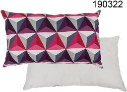 Kemis Dekoracyjna poduszka  - wzór geometryczny