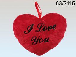 Kemis Poduszka serce I love you