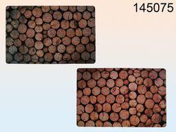Kemis Podkładka na stół kłody drewna