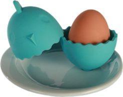 Kemis Silikonowa foremka na jajko z talerzykiem