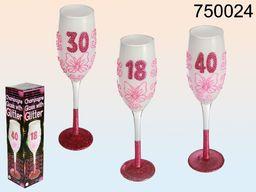 Kemis Urodzinowy kieliszek do szampana