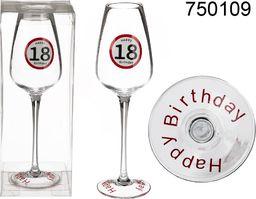 Kemis Urodzinowy kieliszek do szampana - 50