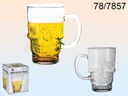 Kemis Kufel do piwa czaszka