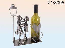 Kemis Stojak na wino zakochana para