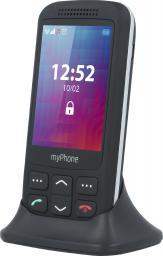 Telefon komórkowy myPhone Halo S czarny