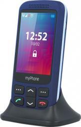 Telefon komórkowy myPhone Halo S+ niebieski