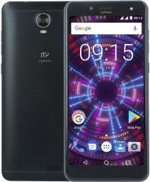 Smartfon myPhone Fun 18x9 8 GB Dual SIM Czarny  (MYPHONE FUN 18X9 BLACK)