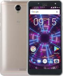 Smartfon myPhone Fun 8 GB Dual SIM Złoty  (Fun 18x9)