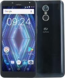 Smartfon myPhone Prime 18x9 16 GB Dual SIM Czarny  (MYPHONE PRIME 18X9 ONYX BLACK)
